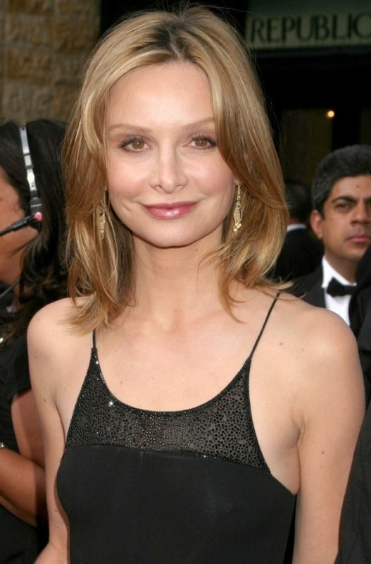 Calista Flockhart naked