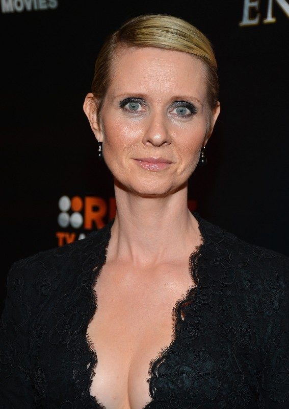 Cynthia Nixon Plastic Surgery Before and After - Celebrity ...