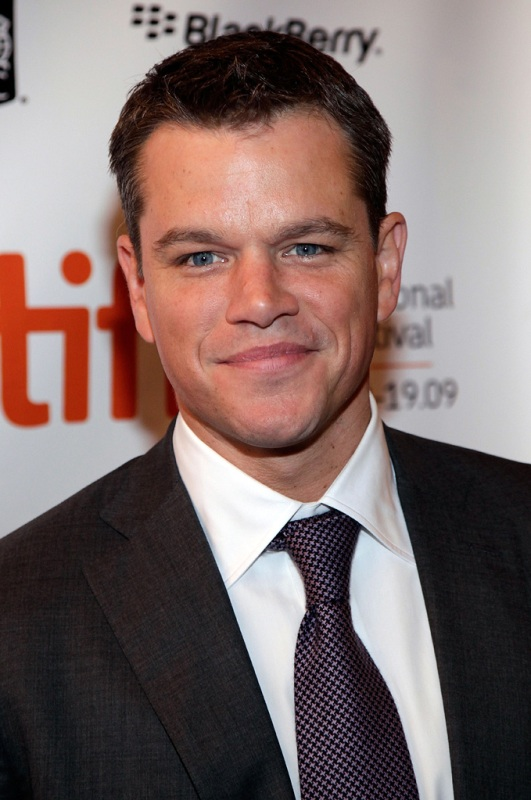 Matt Damon Plastic Surgery Before And After Celebrity Sizes