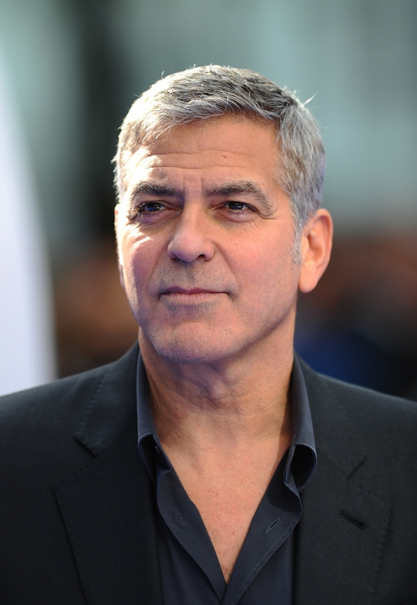 George Clooney Net Worth - Celebrity Sizes