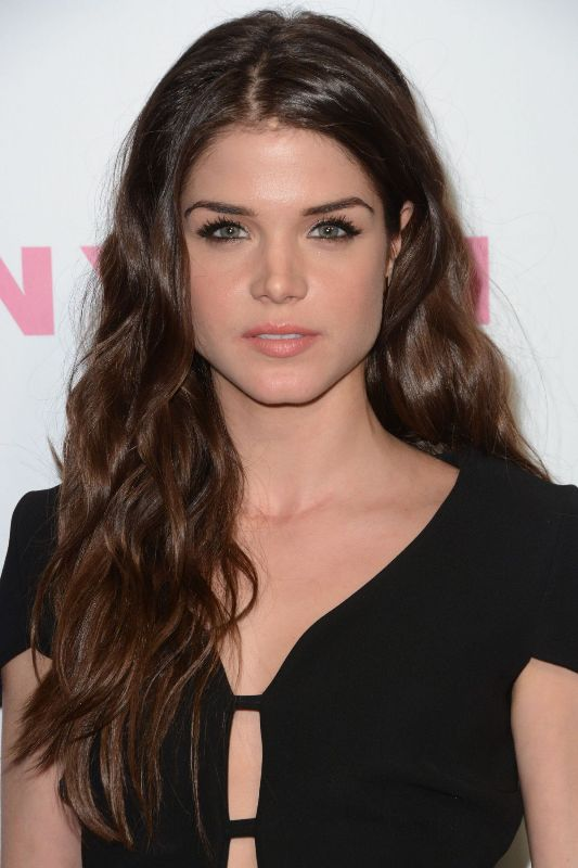 Marie Avgeropoulos at the CW Network Upfront Presentation in New York - Celeb Donut