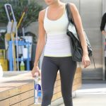 Ashley Tisdale Workout Routine