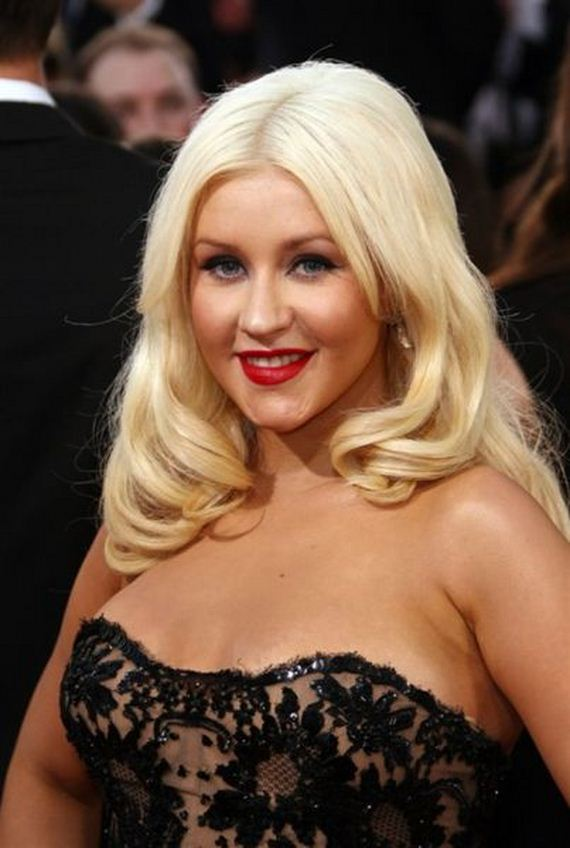christina aguilera net worth celebrity sizes
