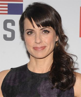 Constance Zimmer on the project