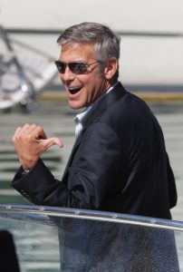 George Clooney Workout Routine - Celebrity Sizes