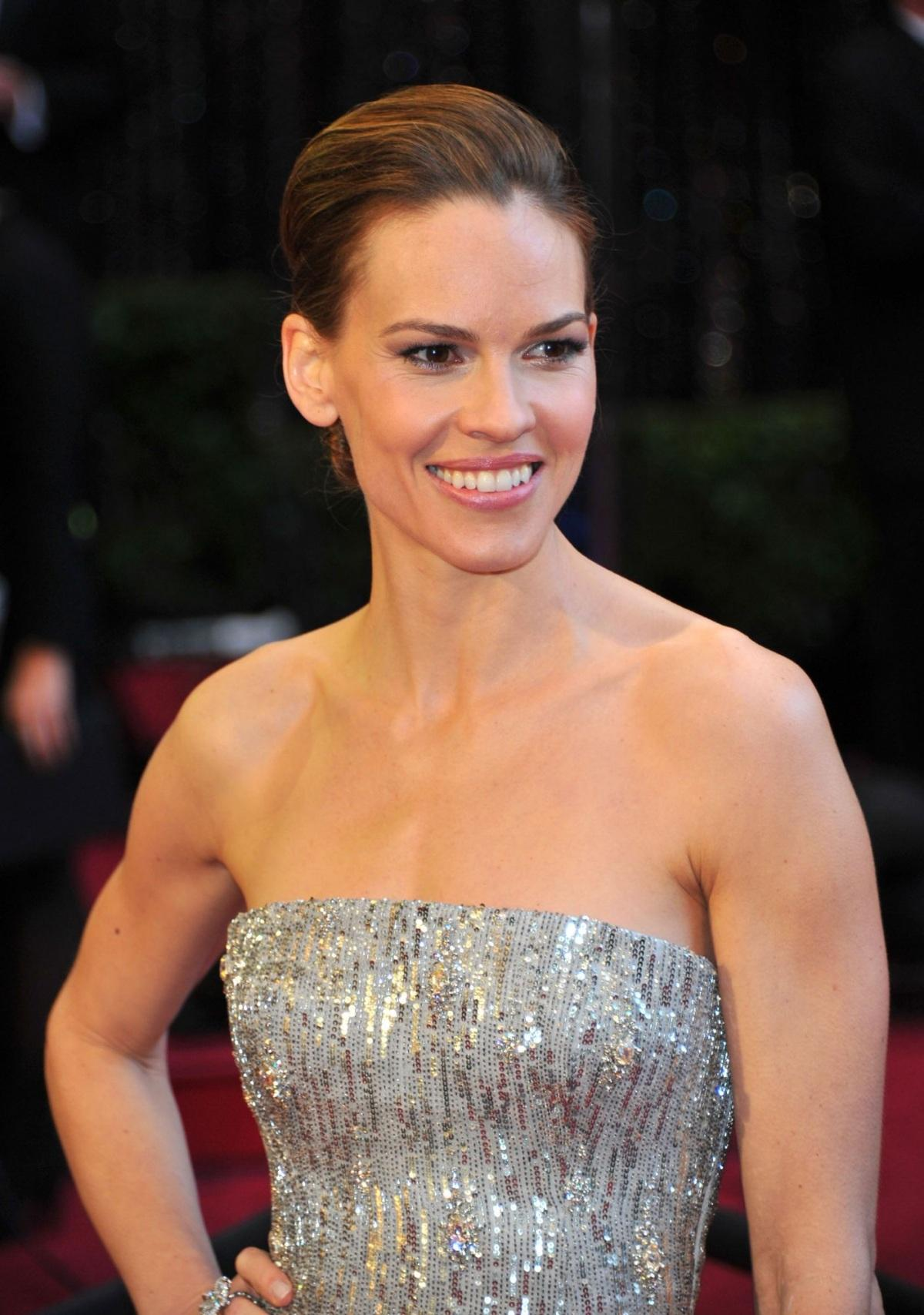Hilary Swank Workout R...