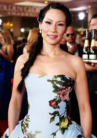 Lucy Liu Workout Routine