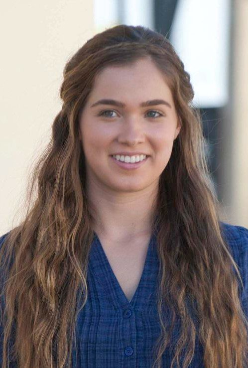 Haley Lu Richardson Bra Size Age Weight Height Measurements Celebrity Sizes