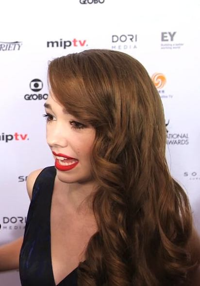 holly taylor bra size  age  weight  height  measurements