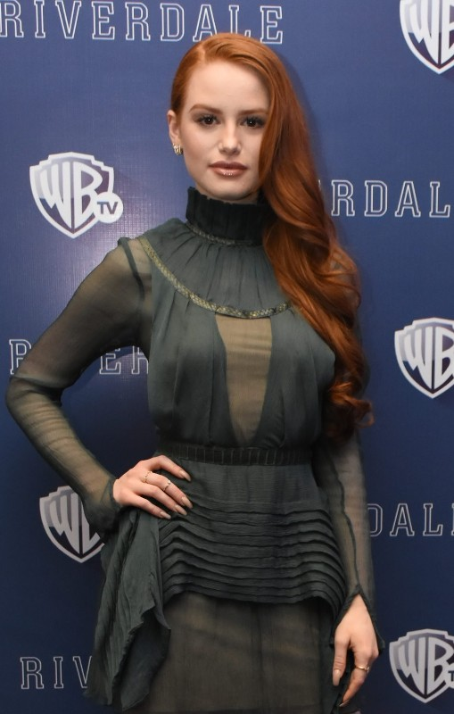 madelaine petsch bra size age weight height