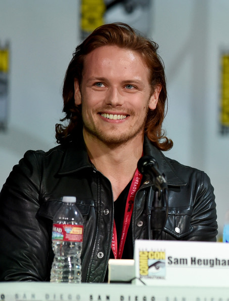 Sam Heughan Age, Weight, Height, Measurements - Celebrity Sizes