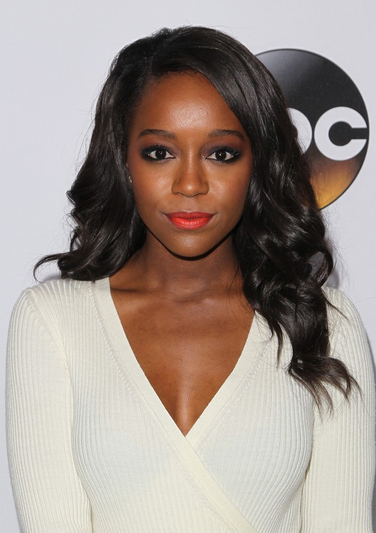 Aja Naomi King dress