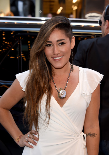 qorianka kilcher 2017 - photo #25