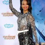 Zoe Saldana Workout Routine