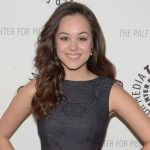 Hayley Orrantia Net Worth