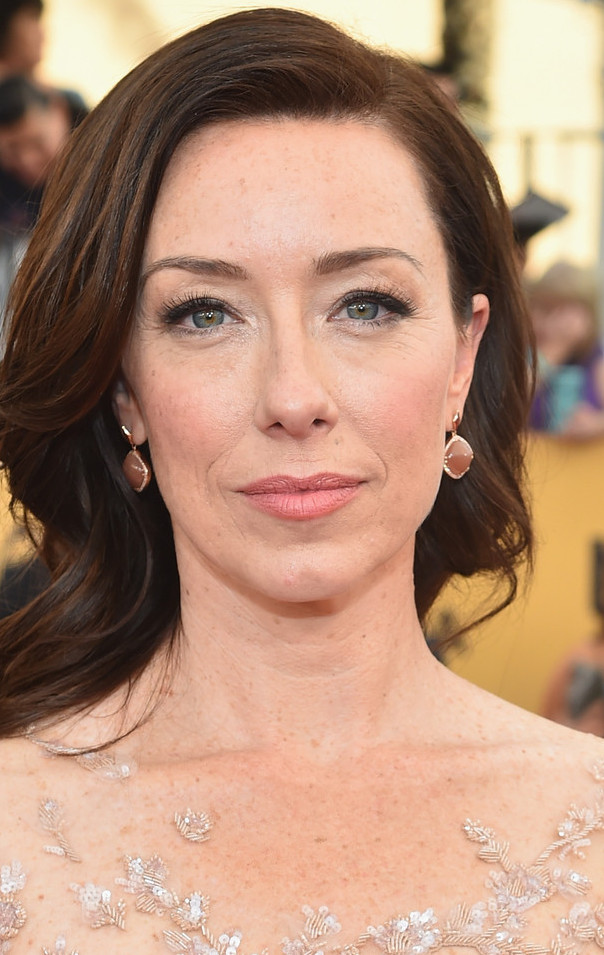 Molly Parker Workout Routine - Celebrity Sizes
