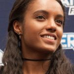 Maisie Richardson-Sellers Bra Size, Age, Weight, Height, Measurements