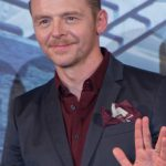 Simon Pegg Workout Routine